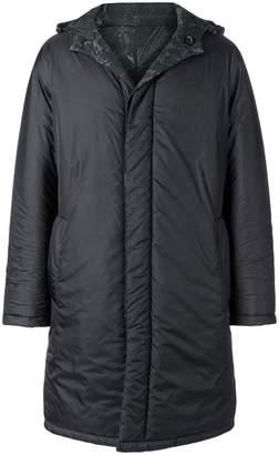 Etro padded zip coat