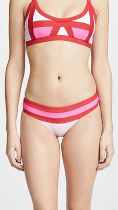 Pilyq Color Block Bikini Bottom