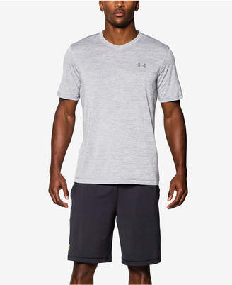 Under Armour Men's Tech V-Neck Men's Short Sleeve Shirt $24.99 thestylecure.com