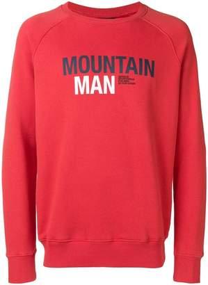 Ron Dorff Mountain Man sweatshirt