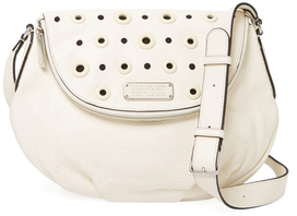 Marc By Marc Jacobs New Q Natasha Grommet Leather Crossbody
