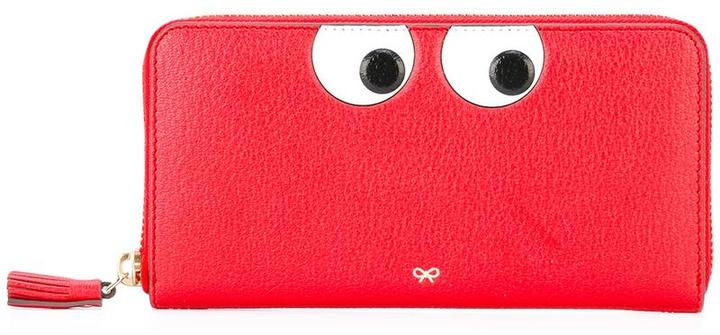 Anya Hindmarch Anya Hindmarch Eyes zip around wallet