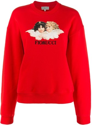 Fiorucci Vintage Angels sweater
