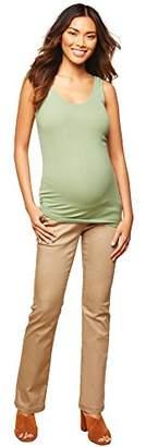 Motherhood Secret Fit Belly Twill Boot Cut Maternity Pants