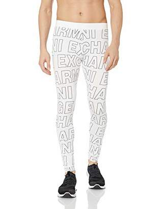 Armani Exchange A|X Men's Print Joggers
