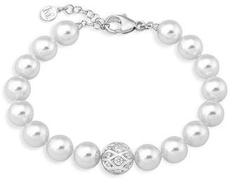 Majorica 10mm Simulated Pearl Bracelet