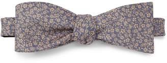 Ben Sherman Park Floral Silk Bow Tie