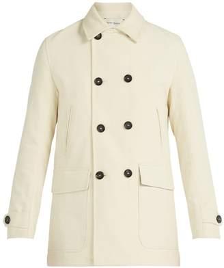 Oliver Spencer Clerkenwell double-breasted corduroy jacket