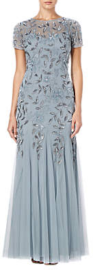 Adrianna Papell Floral Dress Shopstyle Uk