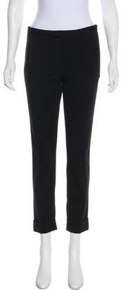ATM Anthony Thomas Melillo Mid-Rise Knit Pants