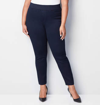 Avenue Butter Denim Pull-On Skinny Jean in Rinse