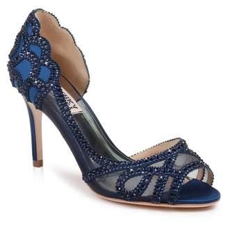 Badgley Mischka Marla Crystal Embellished d'Orsay Pump