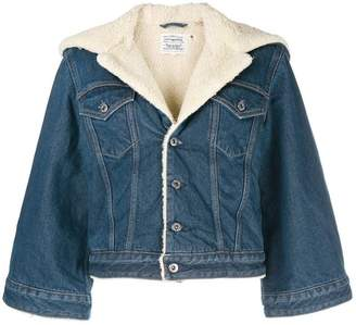 Levi's Made & Crafted cropped denim jacket