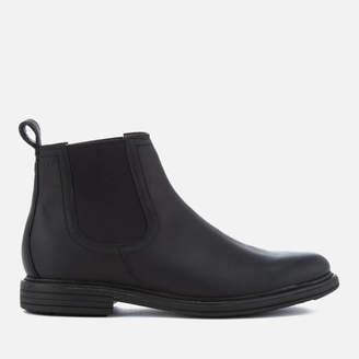 UGG Men's Baldvin Grain Leather Chelsea Boots