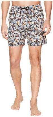 Billy Reid Crab Swim Shorts