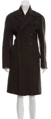 Jean Paul Gaultier Double-Breasted Long Coat