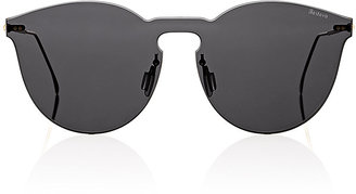 Illesteva Women's Leonard Mask Large Sunglasses $190 thestylecure.com