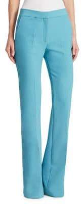 Victoria Beckham Victoria, Triple-Stitch Flared Pants