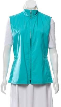Loro Piana Lightweight Zip-Up Vest