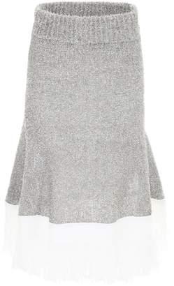 Sacai Lurex Skirt