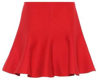 Valentino Wool and silk miniskirt