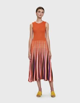 MSGM Knit Circle Dress