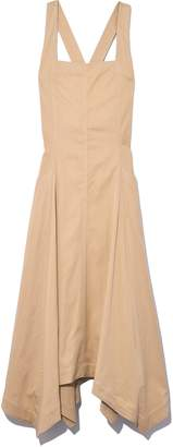 Ulla Johnson Cheyenne Dress in Khaki
