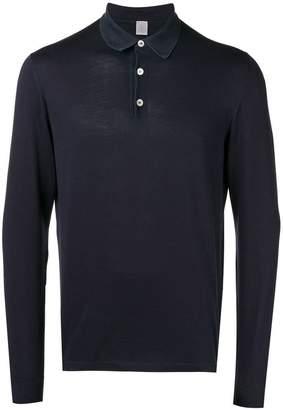 Eleventy polo sweatshirt
