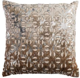 Rizzy Home Fretwork Modern Throw Pillow