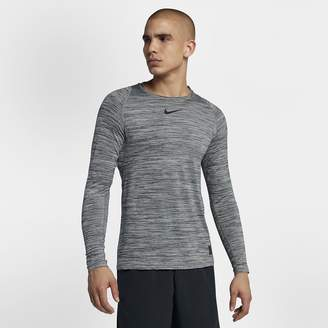 Nike Pro Fitted Men's Long Sleeve Training Top