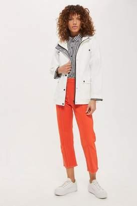 Topshop Petite Mac Raincoat