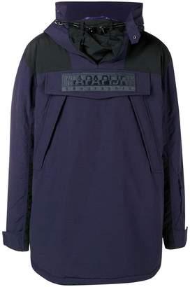 Napapijri hooded padded coat