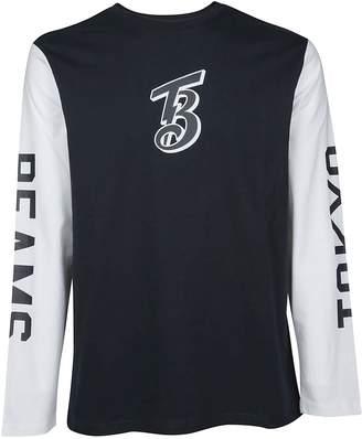 Champion X Beams Printed T-shirt