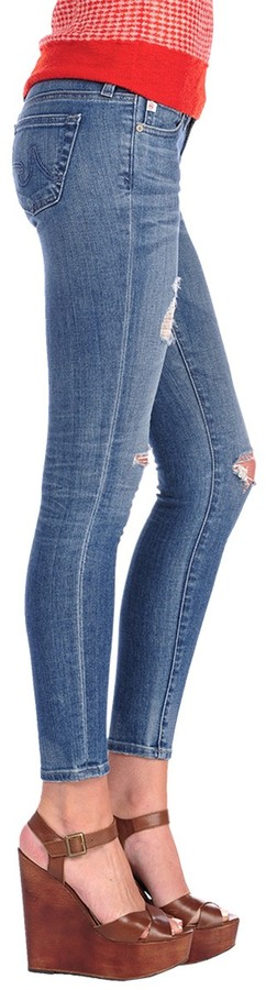 AG Jeans The Legging Ankle