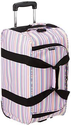 Outdoor Products (アウトドア プロダクツ) - [アウトドアプロダクツ] スーツケース等 ボストンキャリー 42L 3WAY ショルダーベルト付 42L 30cm 2.6kg 62410-99 PK マルチストライプ