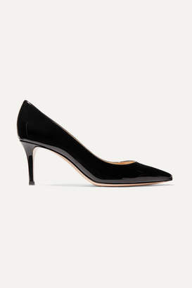 Gianvito Rossi 70 Patent-leather Pumps
