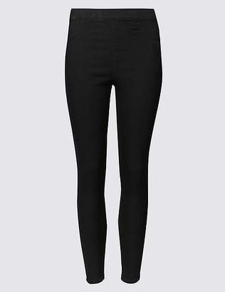 Marks and Spencer PETITE High Waist Super Skinny Jeggings