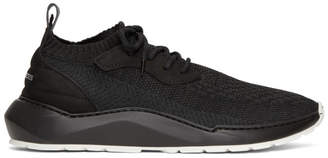 Filling Pieces Black Condor Sneakers