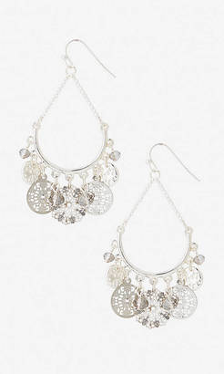 Mini Filigree Dangle Earrings