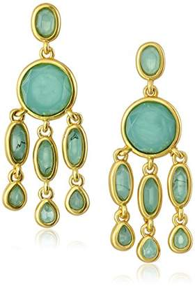 Karen Kane Baja Chandelier Drop Earrings