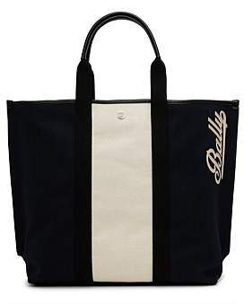 Bally Canvas Tote Md