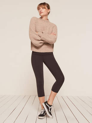 Reformation Patagonia Centered Yoga Cropped Leggings