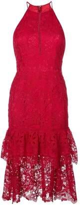 Rachel Zoe floral crochet dress