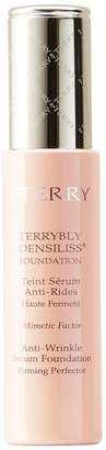 by Terry Terrybly Densiliss Foundation