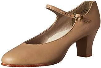 Capezio Women's 650 Student Footlight Character Shoe
