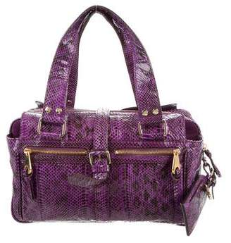 Mulberry Mabel Snakeskin Bag $445 thestylecure.com