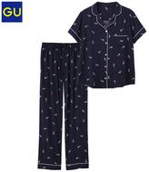 「(GU)パジャマ(パイナップル・半袖)」の画像検索結果