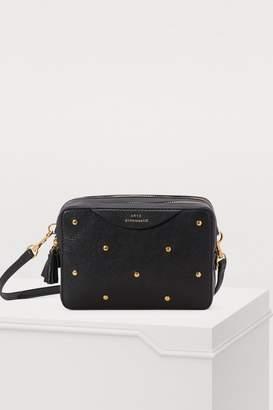 Anya Hindmarch Double zip leather bag