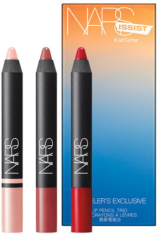 NARS NARSissist #JetSetter Lip Pencil Trio