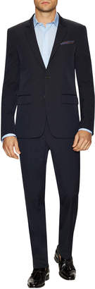 Givenchy Wool Solid Notch Lapel Suit